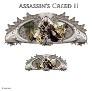 TW Assassins Creed II by j--c