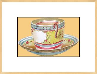 Victorian Advertising   Crockery By Yesterdays Pap by SirIvyPink