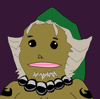 Goron Link by holdypause