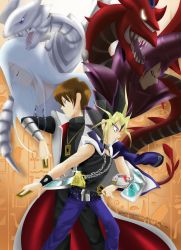 Ygo Its Time To Duel by bluerosefantasy