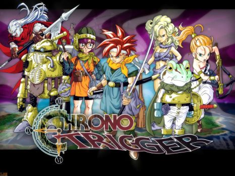 Chrono Trigger World by Billysan291
