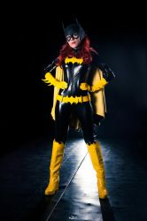 Batgirl IV by winged--icarus
