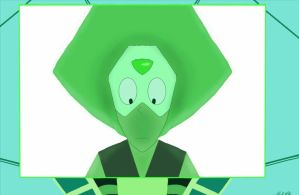Peridot- Marble Madness by frozen-chica