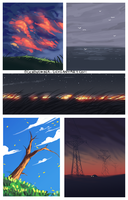 Landscape Thumbs by Liimesquares