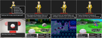 Randomizer Mode Screens by rayd12smitty