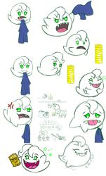 Boo oc Compilation by arcanineryu