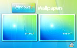 Windows 7 wallpaper by 24charlie