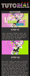 Tutorial - Love Me! by nonmagicalboy