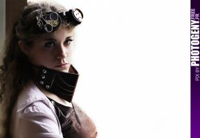 Steam Light by photogeny-cosplay