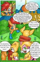 Sonic Unfinished Comic by Atlas-to-Dreams
