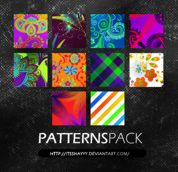 Patterns Pack 04 by itsshayyy