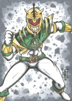 Power Rangers: Lord Drakkon by Elvatron