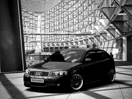 Audi A3 by SwissLegend