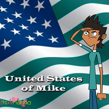 United States Of Mike by ItsArianna