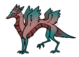 Avelpes Dragon Adopt - CLOSED by Blithe-Adopts