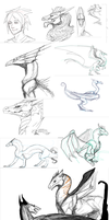 Sketchus by Galidor-Dragon