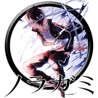 Noragami (023) Circle Icon by TpaBoOkyP