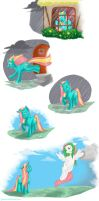MLP - Rain or Shine by alyssafew
