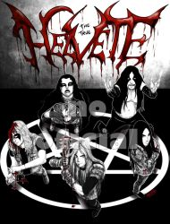 Helvete Cover by Axcido