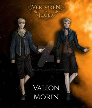 Valion Morin by Vanjastic
