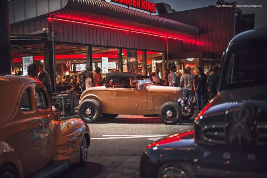 American Graffiti by AmericanMuscle