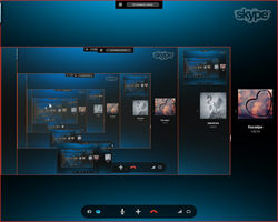 Crazy in Skype. by LikeraG