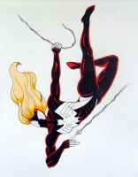Ultimate Spider Woman 2 by Javor911