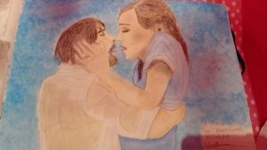The Notebook Painting (Complete)  by LouiseArt2016