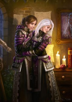 TESO: Riven and Dawn by Jorsch