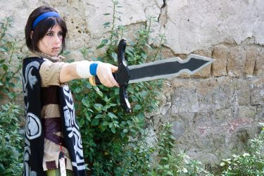 Wander-Shadow of the Colossus by Morwen-tan