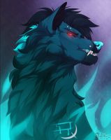 YCH: Who do you think you are?  for ThyBlackReaper by RedWolf4844
