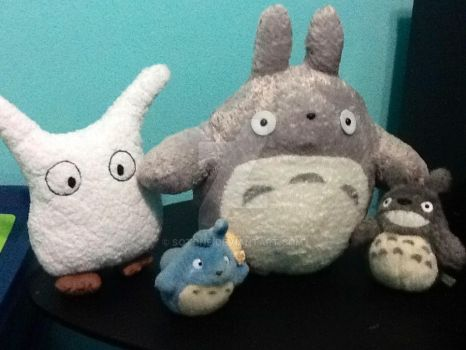 My neighbor totoro by Sotone