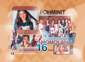 +Pack Png MOMOLAND by Pohminit