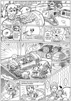 Kirby Princess of Dream Land comic Page-8 by Deitz94