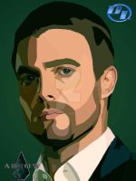 Oliver Queen 2 by derianl