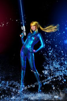 Samus Aran 4 by neko-tin
