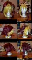 IV Wig - Before and After by KamuiYamato