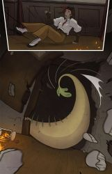 Heart of Millyera Prologue Page 6 by Nuriet