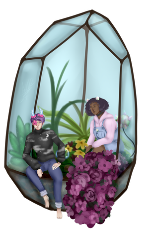 Botanical Introduction Contest by Qu-Ross
