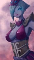 BloodMoon Elise by Mkuchima