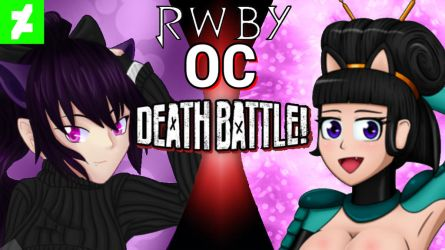 RWBY OC Death Battle: Noire vs Samantha by Iceheart-Forever