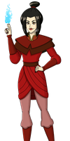 Azula 2016 by PerryWhite