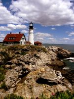 lighthouse by hm923