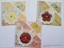 Present cards for colleagues by Daina-Lockie