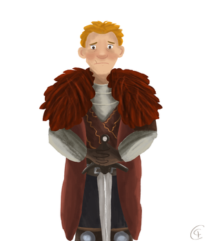 Cullen Rutherford by Giorgia99