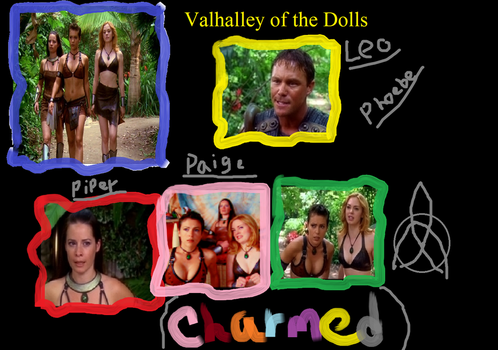 Charmed Valhalley of the Dolls by cutiepie17148