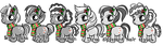 Pay-2-Use MLP Styled Ponygrams by syrcaid