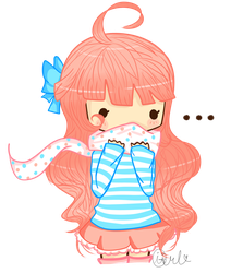 Contest Entry For Ehyrine's Birthday Contest by iiGurl