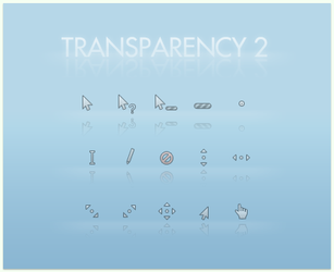 Transparency Cursors 2 by gorganzola1