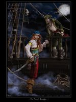 The pirate's daughter by Parthgalen